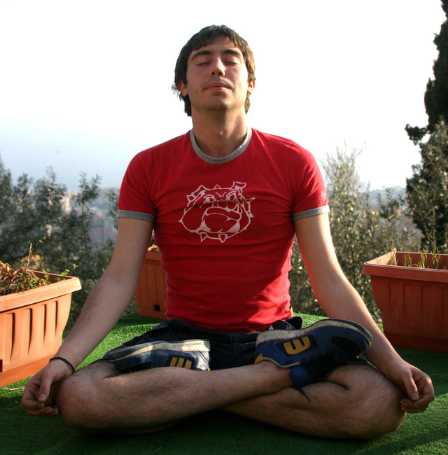 Yoga For Men At Home