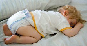 Child's Pose Baby