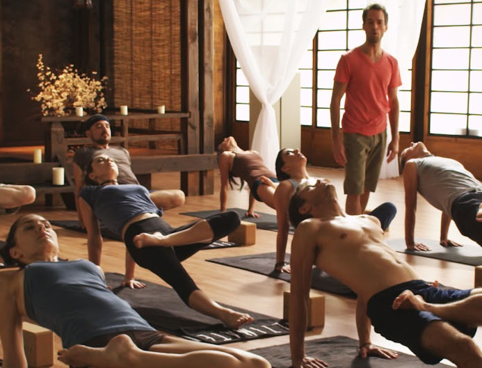 Yoga Workout Home Practice Classroom