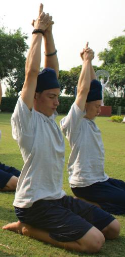 Simple Yoga Exercises