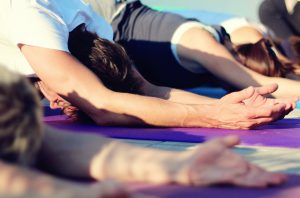 how to use yin yoga for lower back pain relief  stick